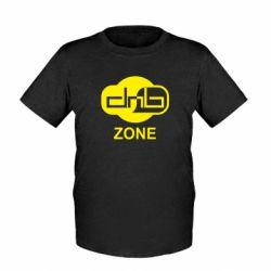 Детская футболка DnB Zone