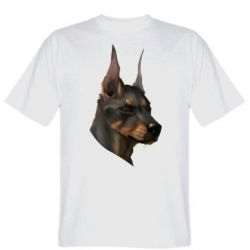 Футболка Doberman Art
