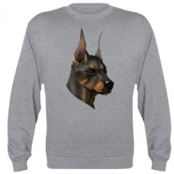 Реглан Doberman Art