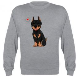 Реглан Doberman Puppy