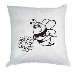 Подушка Добрая пчелка - FatLine