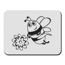 Коврик для мыши Добрая пчелка - FatLine