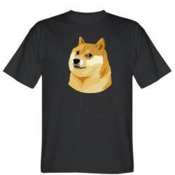 Мужская футболка Doge - FatLine