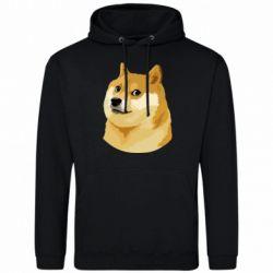 Мужская толстовка Doge