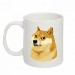 Кружка 320ml Doge - FatLine