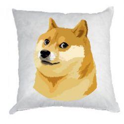 Подушка Doge