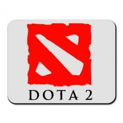 Коврик для мыши Dota 2 Big Logo - FatLine