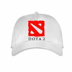 Детская кепка Dota 2 Big Logo - FatLine