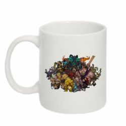 "Кружка 320ml Dota 2 ""Everybody here"" - FatLine"