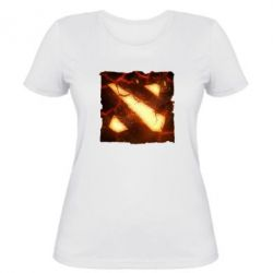 ������� �������� Dota 2 Fire Logo - FatLine