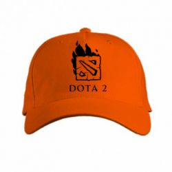 кепка Dota 2 Fire - FatLine