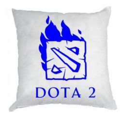 Подушка Dota 2 Fire - FatLine