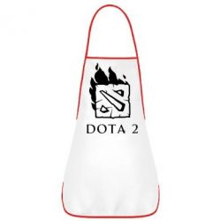 Фартук Dota 2 Fire - FatLine