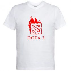 ������� ��������  � V-�������� ������� Dota 2 Fire - FatLine