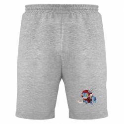 Мужские шорты Dota 2 Slark Art - FatLine