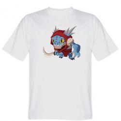 Мужская футболка Dota 2 Slark Art - FatLine