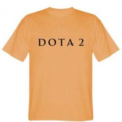 Мужская футболка Дота 2 - FatLine