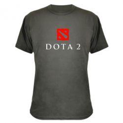 Камуфляжная футболка Dota 2 - FatLine