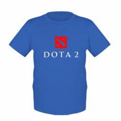 Детская футболка Dota 2 - FatLine