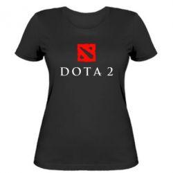 Женская футболка Dota 2 - FatLine