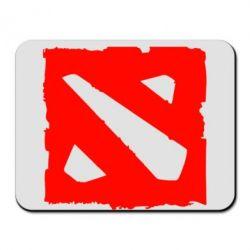 Коврик для мыши Dota Logo Дота - FatLine