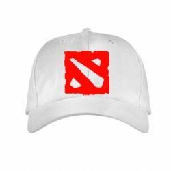 Детская кепка Dota Logo Дота - FatLine