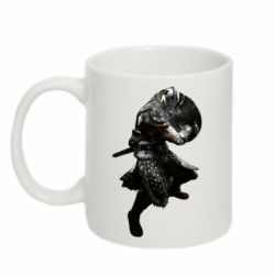 Кружка 320ml Dragonborn Realistic