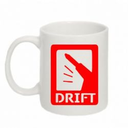 Кружка 320ml Drift Ручник