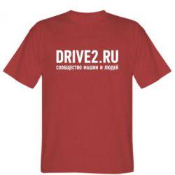 Мужская футболка Drive2.ru - FatLine