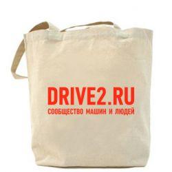 Сумка Drive2.ru - FatLine