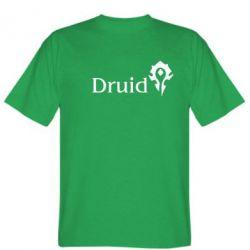 Мужская футболка Druid Orc - FatLine