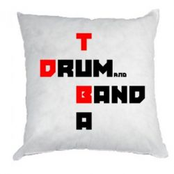 Подушка Drum&Tuba Band - FatLine