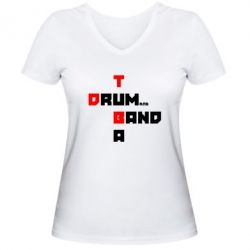 ������� �������� � V-�������� ������� Drum&Tuba Band - FatLine