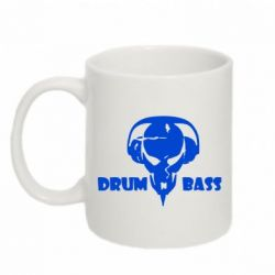 Кружка 320ml Drumm Bass