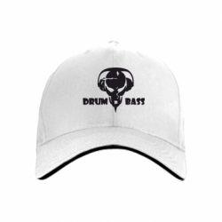 кепка Drumm Bass