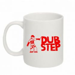Кружка 320ml Dub Step Dance - FatLine