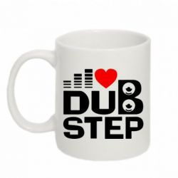 Кружка 320ml Dub Step Ритм - FatLine