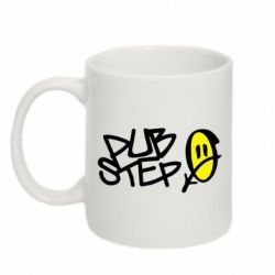 Кружка 320ml Dub Step Smile - FatLine