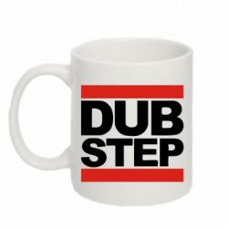 Кружка 320ml Dub Step - FatLine