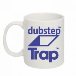 Кружка 320ml Dubstep Trap