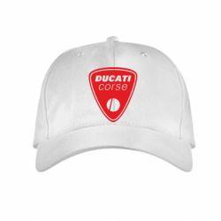 Детская кепка Ducati Corse - FatLine