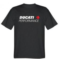 Мужская футболка Ducati Perfomance - FatLine