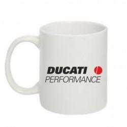 Кружка 320ml Ducati Perfomance - FatLine