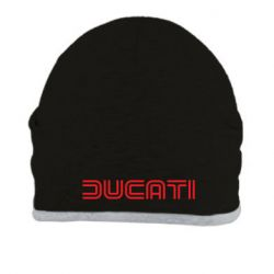 Шапка Ducati Vintage - FatLine