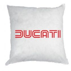 Подушка Ducati Vintage - FatLine
