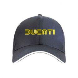 кепка Ducati Vintage - FatLine