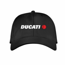 Детская кепка Ducati - FatLine