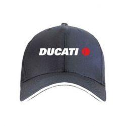 кепка Ducati - FatLine