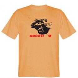 Мужская футболка Dukati - FatLine