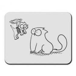 Коврик для мыши Два кота - FatLine